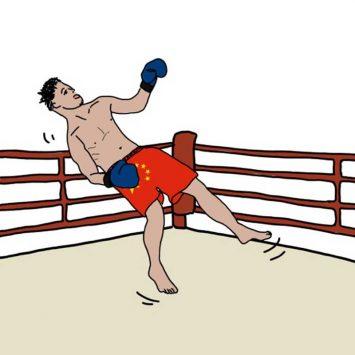 The boxer rebellion