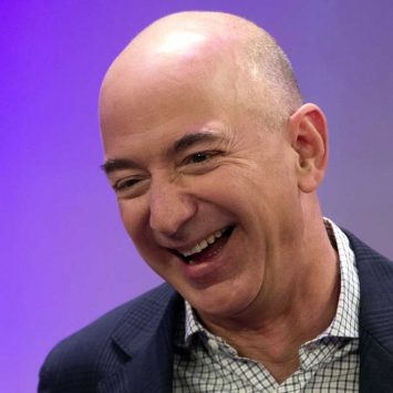 """Amazon President, Chairman and CEO Bezos speaks at the Business Insider's """"Ignition Future of Digital"""" conference in New York City"""