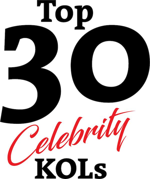 Top 30 Celebrity